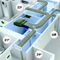 CYPECAD MEP. Système de zonification Airzone